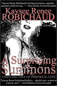 A Surprising Summons eBook Cover, written by Kaysee Renee Robichaud
