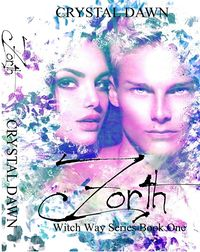 Zorth eBook Cover, written by Crystal Dawn