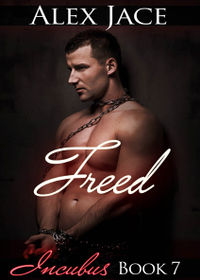 Freed eBook Cover, written by Alex Jace