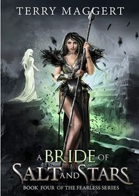 A Bride of Salt and Stars eBook Cover, written by Terry Maggert