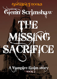 The Missing Sacrifice eBook Cover, written by Glenn Scrimshaw