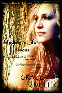 Madison's Life Lessons eBook Cover, written by Gracen Miller