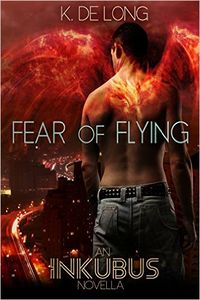 Fear of Flying eBook Cover, written by K. de Long