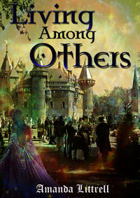 Living Among Others eBook Cover, written by Amanda Littrell