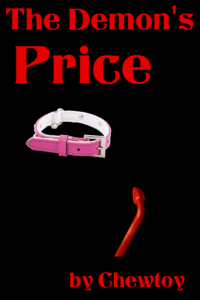 The Demon's Price eBook Cover, written by Chew Toy