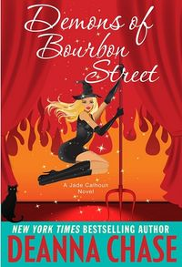 Demons of Bourbon Street eBook Cover, written by Deanna Chase
