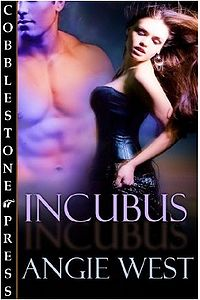 Incubus eBook Cover, written by Angie West