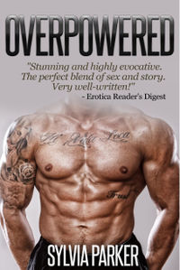 Overpowered eBook Cover, written by Sylvia Parker