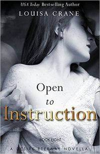 Open to Instruction eBook Cover, written by Louisa Crane