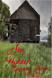 The Hidden-Episode Seven eBook Cover, written by C. R. Myers