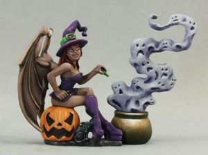 Halloween Sophie by Reaper Miniatures