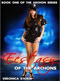 Ecstasy of the Archons eBook Cover, written by Veronica Storm