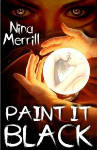 Paint It Black eBook Cover, written by Nina Merrill