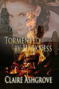 Tormented by Darkness eBook Cover, written by Claire Ashgrove