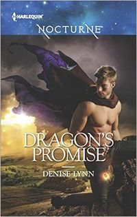 Dragon's Promise Book Cover, written by Denise Lynn