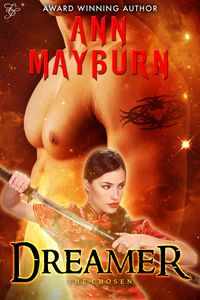 Dreamer Book Cover, written by Ann Mayburn