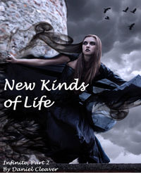 New Kinds of Life eBook Cover, written by Daniel Cleaver