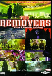 The Removers DVD Box Cover
