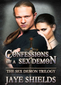Confessions of a Sex Demon  eBook Cover, written by Jaye Shields