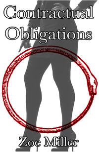 Contractual Obligations - Book 1 eBook Cover, written by Zoe Miller
