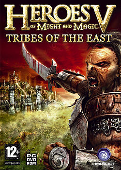 Heroes of Might and Magic V- Tribes of the East Coverart.jpg