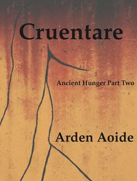 Cruentare eBook Cover, written by Arden Aoide