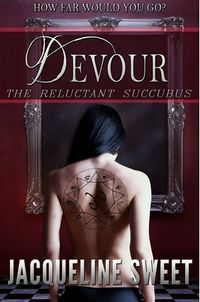 Devour eBook Cover, written by Jacqueline Sweet