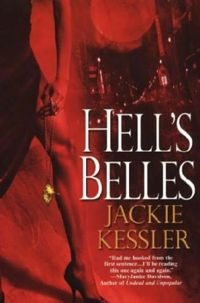 Hell's Belles Book Cover, written by Jackie Kessler