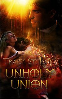 Unholy Union eBook Cover, written by Tracy St. John