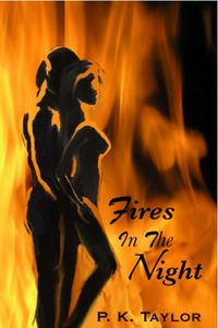 Fires in the Night eBook Cover, written by P. K. Taylor