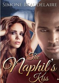 The Naphil's Kiss eBook Cover, written by Simone Beaudelaire