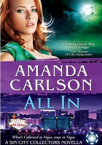 All In eBook Cover, written by Amanda Carlson