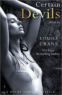 Certain Devils eBook Cover, written by Louisa Crane