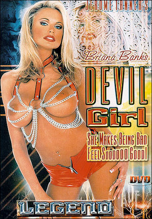Devil Girl DVD Box Cover