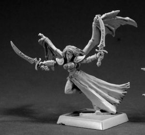 Jhorxia, Succubus by Reaper Miniatures