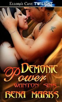 Demonic Power eBook Cover, written by Rena Marks