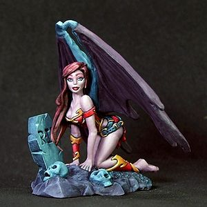 2010 Convention Sophie Figurine by Reaper Miniatures