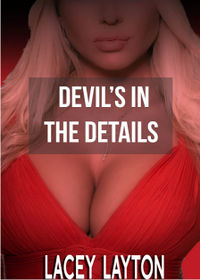 Devil's in the Details eBook Cover, written by Lacey Layton
