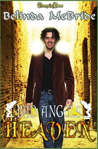 Bad Angels: Heaven eBook Cover, written by Belinda McBride