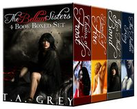 The Bellum Sisters Book Bundle eBook Cover, written by T. A. Grey