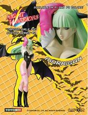 Capcom Girls Morrigan Statue by Toycom
