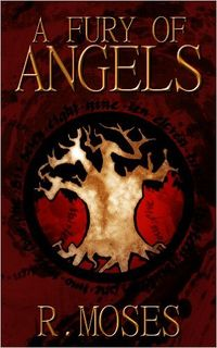 A Fury of Angels eBook Cover, written by R. Moses