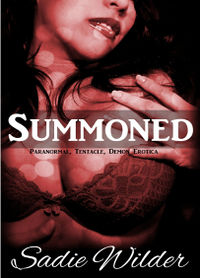 The Demon's Consort 1 - Summoned eBook Cover, written by Sadie Wilder