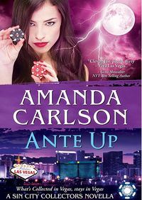 Ante Up eBook Cover, written by Amanda Carlson