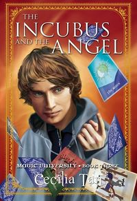 The Incubus and the Angel eBook Cover, written by Cecilia Tan