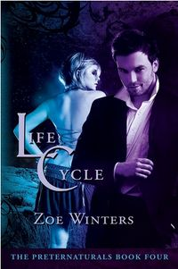 Life Cycle Book Cover, written by Zoe Winters