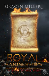 Royal Partnerships eBook Cover, written by Gracen Miller