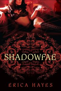 Shadowfae eBook Cover, written by Erica Hayes
