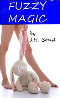 Fuzzy Magic eBook Cover, written by J.H. Bond