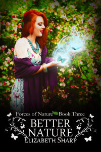 Better Nature Revised Book Cover, written by Elizabeth Sharp